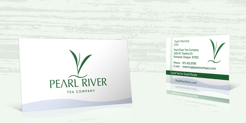 pearl river business card